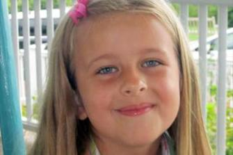 Grace McDonnell from Sandy Hook Elementary School, Newtown, CT