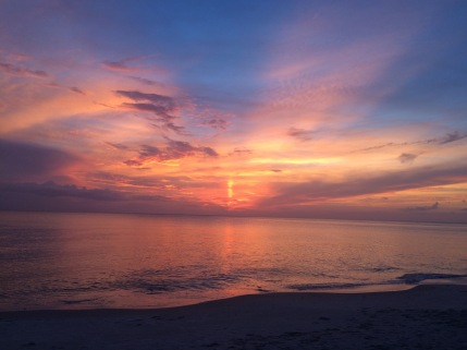 Bonita Beach Sunset, Bonita Springs, Florida