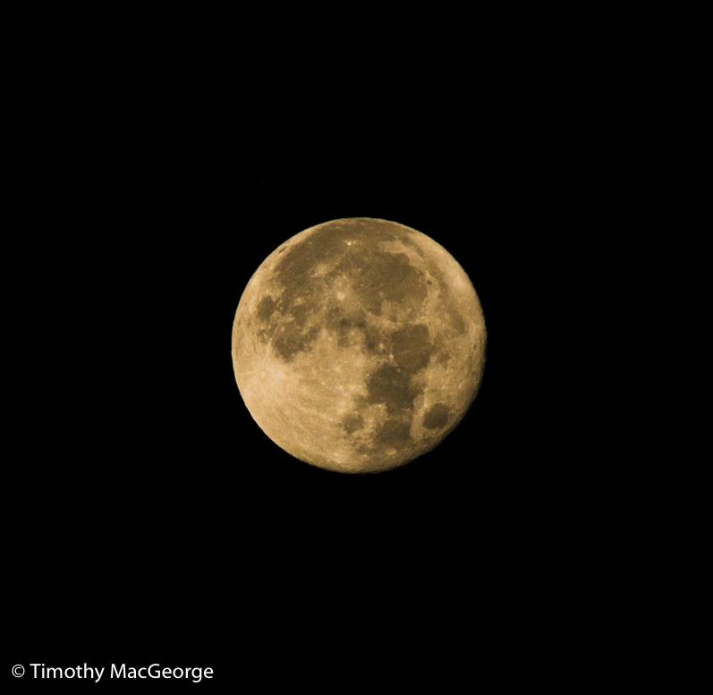Full Moon - Dec. 26, 2015 (Bonita Beach, Bonita Springs, FL)